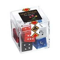 915436697-153 - Casino Cube w/ Chocolate Dice - thumbnail