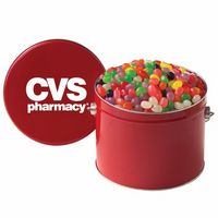 931080235-153 - Half Gallon Snack Tins - Jelly Beans (Assorted) - thumbnail
