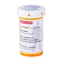 951636552-153 - Large Pill Bottle - Empty - thumbnail
