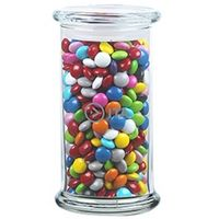 965431593-153 - Status Glass Jar - Chocolate Buttons (20.5 Oz.) - thumbnail