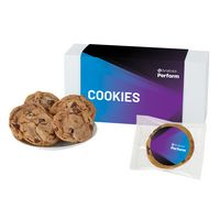 966185082-153 - Fresh Baked Cookie Gift Set - 15 Chocolate Chip Cookies - in Gift Box - thumbnail