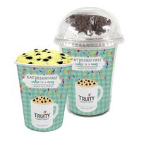 985806244-153 - Mug Cake Snack Cup - Chocolate Chip Cake - thumbnail