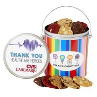 996267965-153 - Dylan's Candy Bar - Healthcare Heroes One Gallon Gourmet Cookie Tin - Assorted - thumbnail