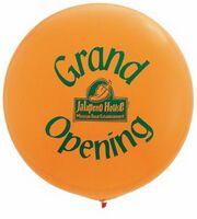 "53383946-157 - 36"" Standard Color Giant Latex Balloon - thumbnail"