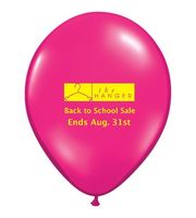 "902243778-157 - 11"" Qualatex Round Jewel/ Fashion Color Latex Balloon - thumbnail"
