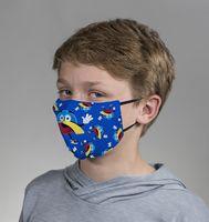 936301392-157 - 3D Face Mask CHILD - thumbnail