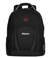 "105956673-174 - Synergy Pro Deluxe Ballistic Deluxe 16"" Laptop Backpack - thumbnail"