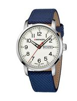135803420-174 - Attitude Heritage Large Off White Dial Watch - thumbnail