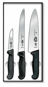 154298977-174 - 3-Piece Fibrox® Pro Chef's Set - thumbnail