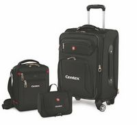 195606331-174 - 3-Piece Identity Carry-On Luggage Set - thumbnail