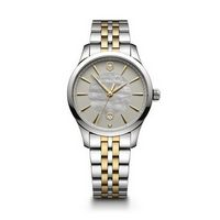 345599766-174 - Alliance Small Two Tone Stainless Steel Watch - thumbnail