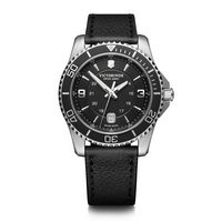 506226349-174 - Large Black Dial Watch - thumbnail
