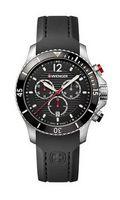 575599378-174 - Seaforce Black Dial Black Strap Chronograph Watch - thumbnail