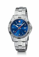584298681-174 - Platoon Large Blue Dial/ Stainless Steel Bracelet Watch - thumbnail