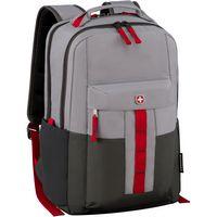 "715314329-174 - Wenger® Ero Pro 16"" Laptop Backpack (Gray) - thumbnail"