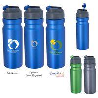 115459168-816 - 26 Oz. Aluminum Alpine Bottle - thumbnail