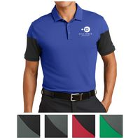 135551475-816 - Nike Dri-FIT Sleeve Colorblock Modern Fit Polo - thumbnail