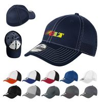 145372156-816 - New Era® Stretch Mesh Contrast Stitch Cap - thumbnail