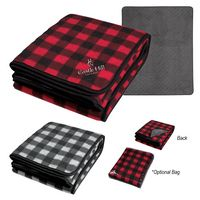 145703306-816 - Northwoods Plaid Blanket - thumbnail