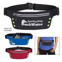 165171527-816 - Running Belt With Safety Strip And Lights - thumbnail