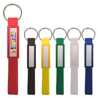 165186972-816 - Silicone Key Tag With Dome - thumbnail