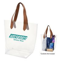 166008360-816 - Accord Clear Tote Bag - thumbnail