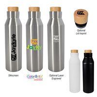 166050043-816 - 21 Oz. Baja Stainless Steel Bottle - thumbnail