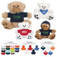 "173729851-816 - 8 1/2"" Big Paw Bear - thumbnail"