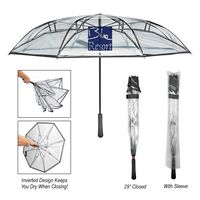 "185855257-816 - 46"" Arc Clearwater Inversion Umbrella - thumbnail"