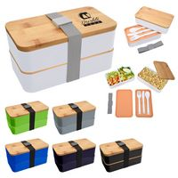 186074541-816 - Stackable Bento Lunch Set - thumbnail