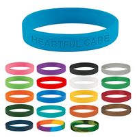 313904960-816 - Single Color Silicone Bracelet - thumbnail