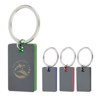 325148271-816 - Color Block Mirrored Key Tag - thumbnail