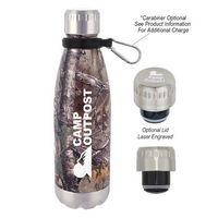 326030964-816 - 16 Oz. Realtree® Swiggy Stainless Steel Bottle - thumbnail