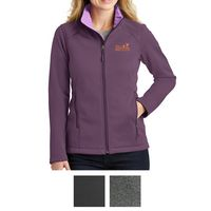 345551547-816 - The North Face® Ladies' Ridgeline Soft Shell Jacket - thumbnail