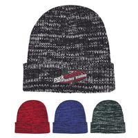 346383345-816 - Heathered Cuff Beanie - thumbnail