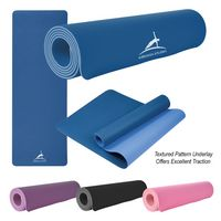 355495088-816 - Two-Tone Double Layer Yoga Mat - thumbnail