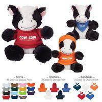 "364970957-816 - 6"" Cuddly Cow - thumbnail"