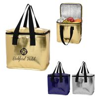 376022797-816 - Major Metallic Cooler Bag - thumbnail
