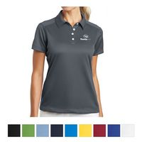 385459151-816 - Nike Ladies' Dri-FIT Pebble Texture Polo - thumbnail