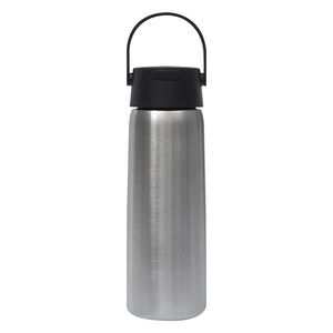 386036122-816 - 23 Oz. Stainless Steel Bottle With Speaker - thumbnail
