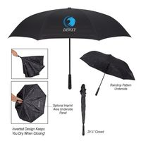 "535760460-816 - 48"" Arc Rain Drop Inversion Umbrella - thumbnail"