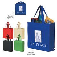 543123268-816 - Non-Woven Foldable Shopper Tote Bag - thumbnail