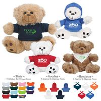 "544009917-816 - 6"" Big Paw Bear - thumbnail"