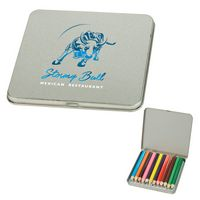 545163668-816 - 12-Piece Colored Pencil Tin - thumbnail