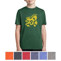 585411232-816 - Sport-Tek® Youth Heather Contender™ Tee - thumbnail