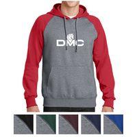 585438963-816 - Sport-Tek® Raglan Colorblock Pullover Hooded Sweatshirt - thumbnail