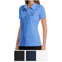 585459154-816 - Nike Elite Series Ladies' Dri-FIT Ottoman Bonded Polo - thumbnail