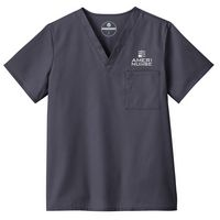 595636735-816 - Fundamentals® Unisex One Pocket Top - thumbnail