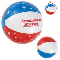 """725402909-816 - 16"""" USA Beach Ball - thumbnail"""