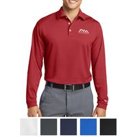 725551508-816 - Nike Tall Long Sleeve Dri-FIT Stretch Tech Polo - thumbnail